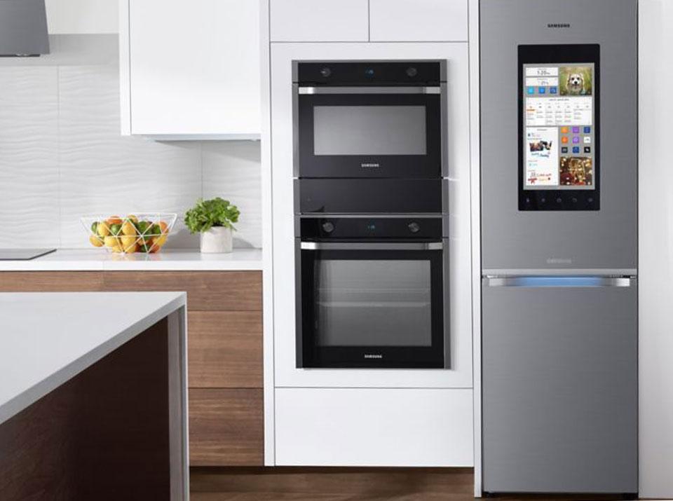 Samsung Family Hub Einbau Küche