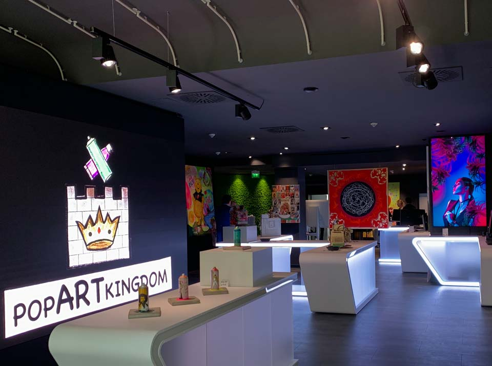 Pop Art Kingdom overview
